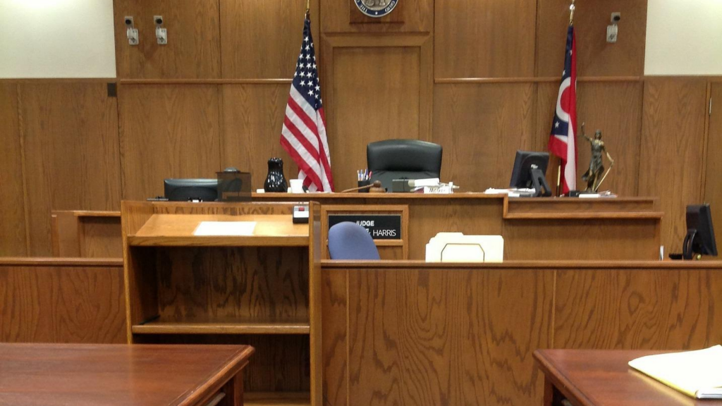 Harris Courtroom